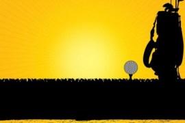 Image depicting hot weather golf