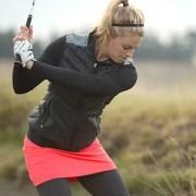 Image of woman in Nike leggings