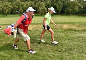 Image of Stacy Lewis and Travis Wilson