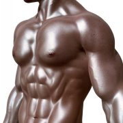 Image of muscular man