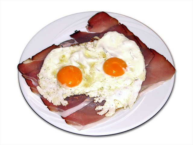 Ham Eggs what ham and egging means for golfers
