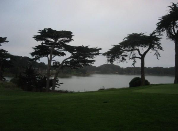 Image of San Francisco golf course Harding Park