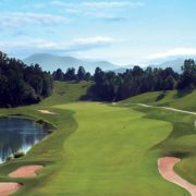 Image of Wintergreen Resort's Stoney Creek course