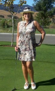 Image of Malibu golf dress from Bette&Court