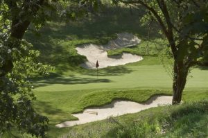 Image of Napa Valley golf, Aetna Springs