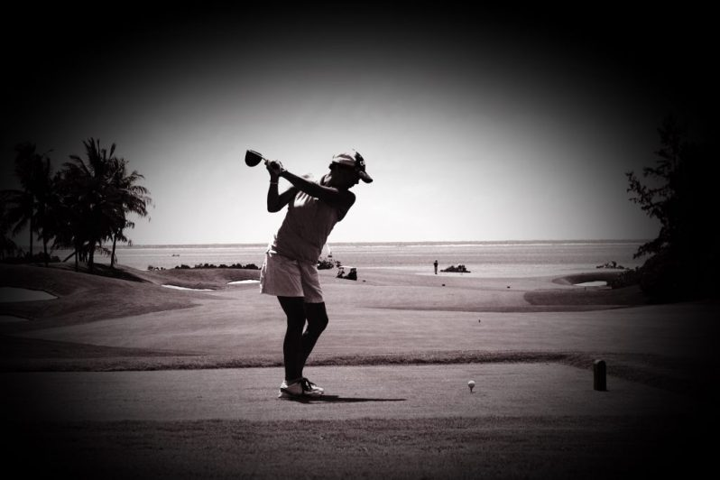 Image of women golf phases
