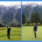 Image of Whistler golf at Big Sky