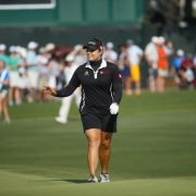 Image of Ariya Jutanugarn on 18.