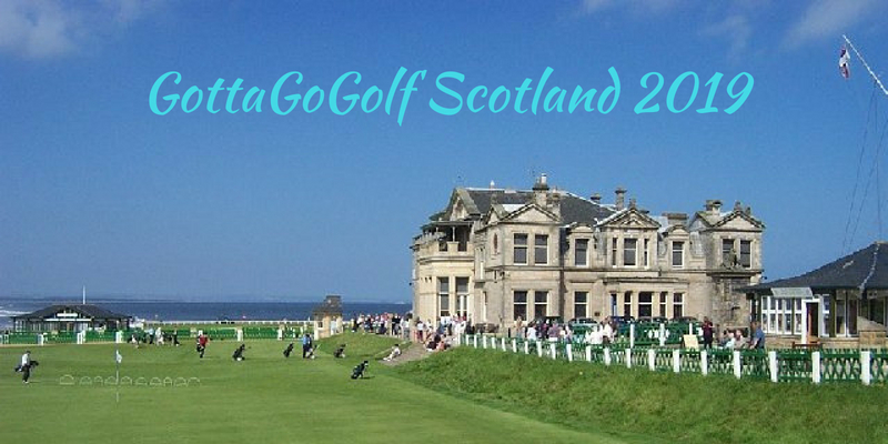 Image of GottaGoGolf Scotland promo