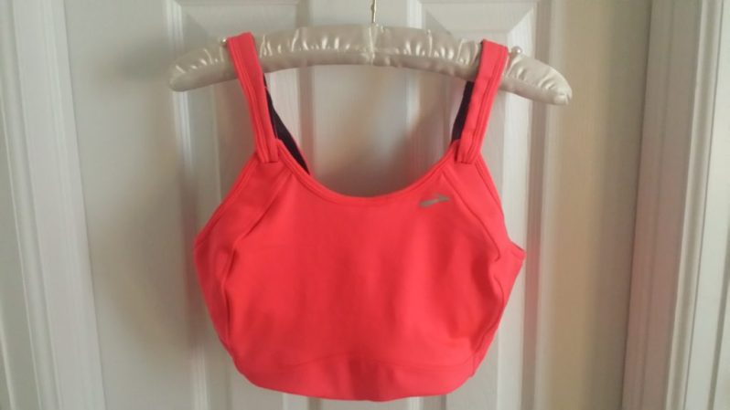 Image of the Brooks Fiona sports bra