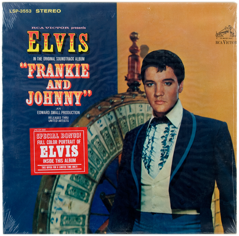 Image result for elvis frankie and johnny
