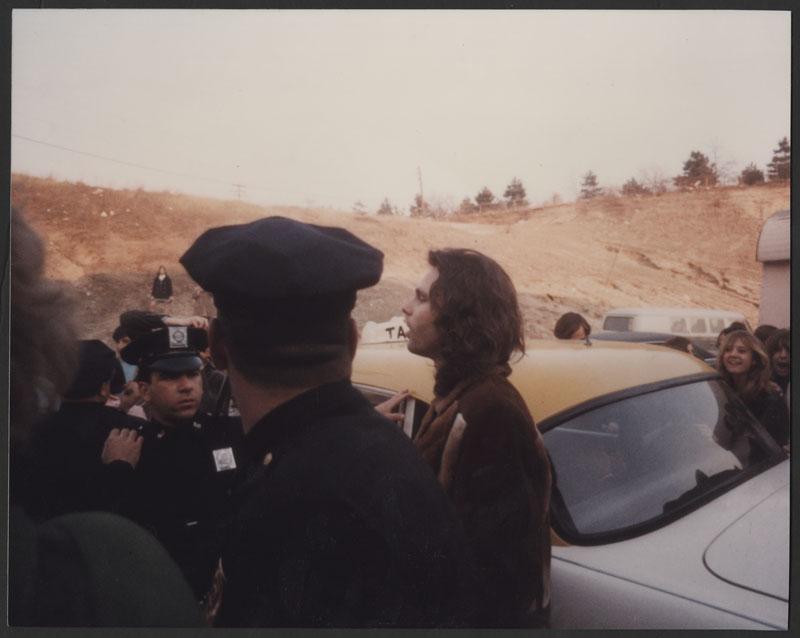 Lot Detail Jim Morrison Original Frank Lisciandro Photograph