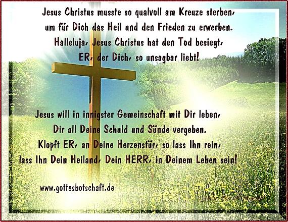 Druckansicht Spruchkarte Zu Ostern