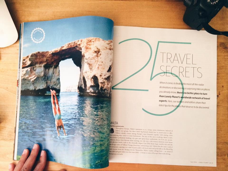 Lonely Planet Fall Issue 4
