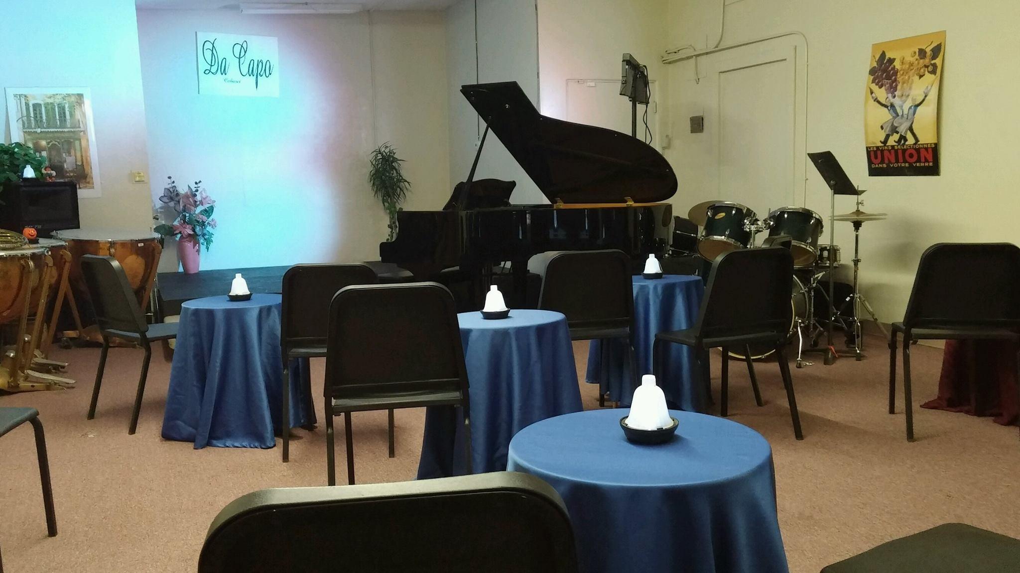 Recital Hall at Gottschalk Music Center