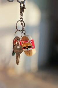 Lux Accessories Pot Broken Heart BFF Best Friends Keychain Set 2pc