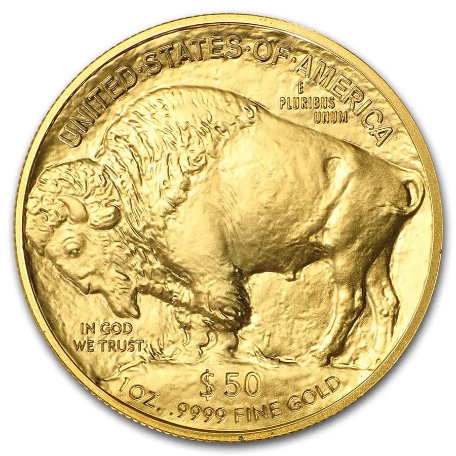 American Buffalo 1 troy ounce gouden munt 2016