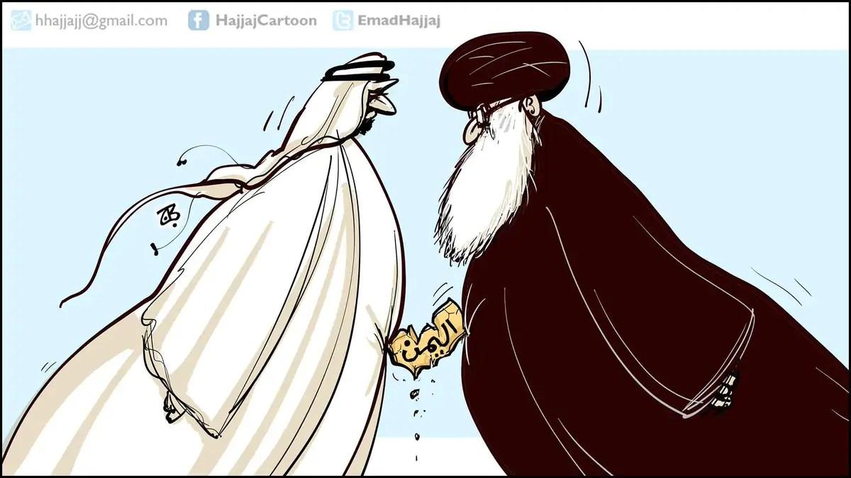 saudi arabia, iran, yemen war