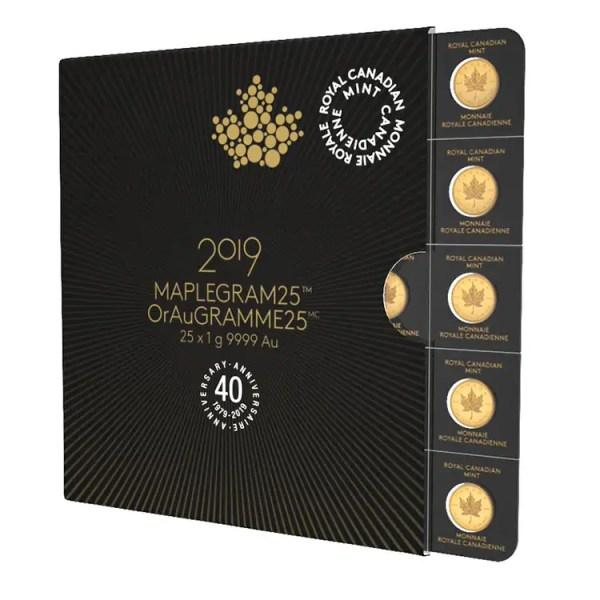 Maplegram 2019 kopen