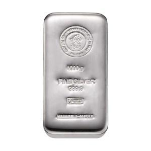 heimerle meule 1000 gram zilver
