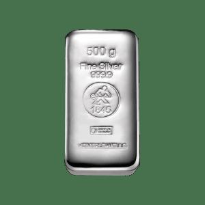 heimerle meule 500 gram zilver