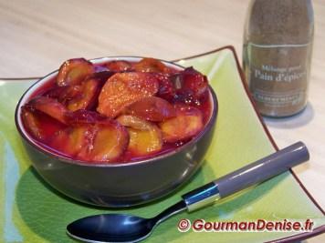 Compotee-de-prunes