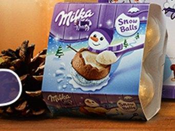 Milka Noël 2016