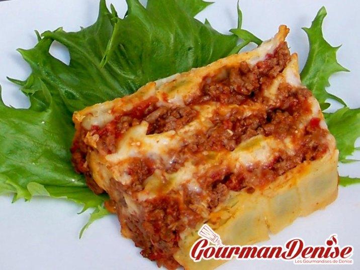 Lasagnes-ravioles 1