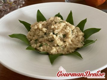 Risotto ail des ours