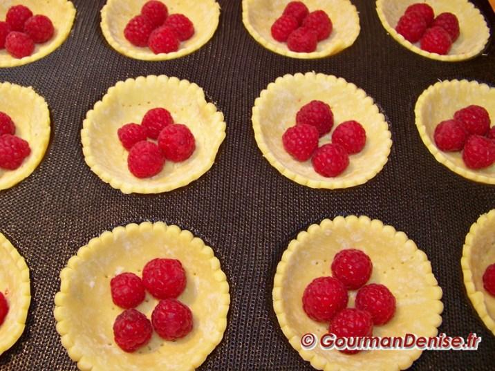 Tartelettes-framboises-et-chocolat
