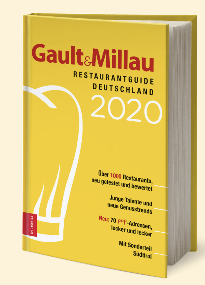 Gault Millau 2020 Deutschland - alle Links - Gourmet Report