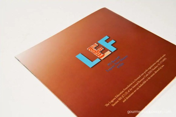image of back cover of Laguna Education Foundation 2007 Annual Report