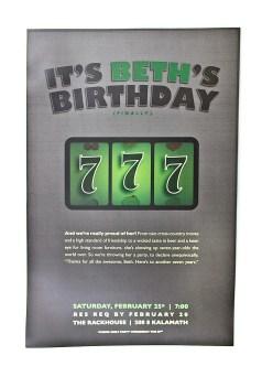 Beth's-7th-Birthday-Poster