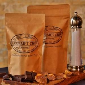belgium chocolate potato chips