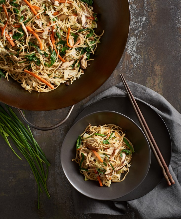 Vegetable Lo Mein by Northern New Jersey Food Stylist Darcie Hunter