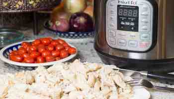 Instant Pot Bourbon Butternut Chicken Mall Chicken