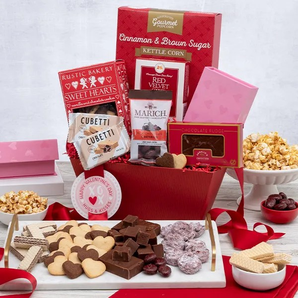 Teddy Bear Birthday Gift Baskets Gift Ftempo