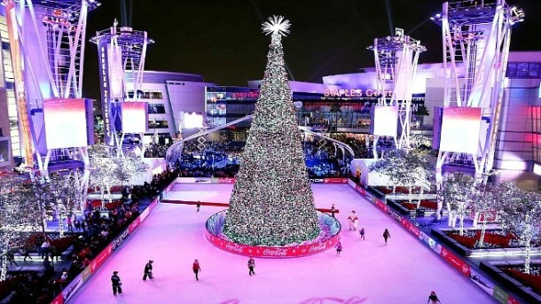 Christmas In Los Angeles.5 Of The Best Things To Do In Los Angeles For Christmas