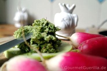 Bärlauchbutter |GourmetGuerilla.de
