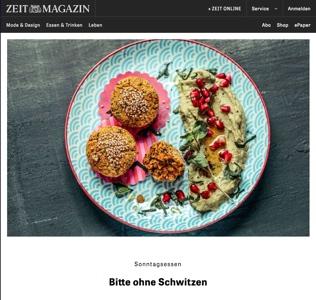 GourmetGuerilla im Zeit Magazin