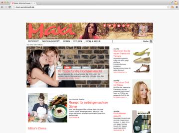 GourmetGuerilla bei Maxi.de