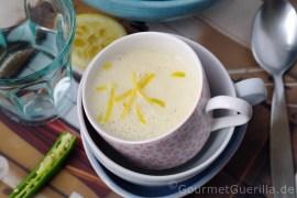 Kohlrabisuppe |GourmetGuerilla.de