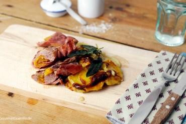 Lammfilet mit Aprikosen  GourmetGuerilla.de