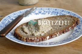 Vegetarische Leberwurst Fröhliche Pfälzerin #rezept #gourmetguerilla
