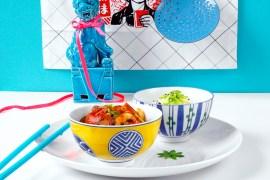 Tofu in süß-saurer Tomatensoße #rezept #gourmetguerilla #chinesisch