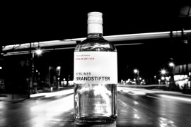 Berlin Dry Gin Crowfunding