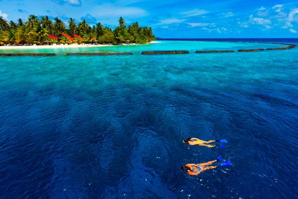 Kurumba Snorkeling