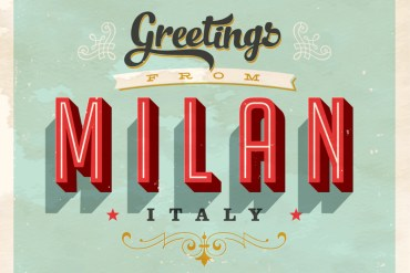 Grüße aus Mailand