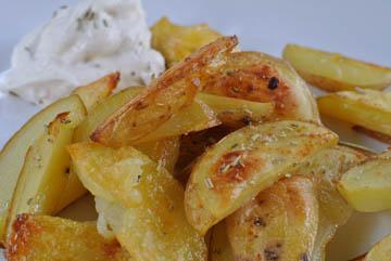 Back-Kartoffelschnitze #hippeknolen #reweregional #kartoffelrezepte