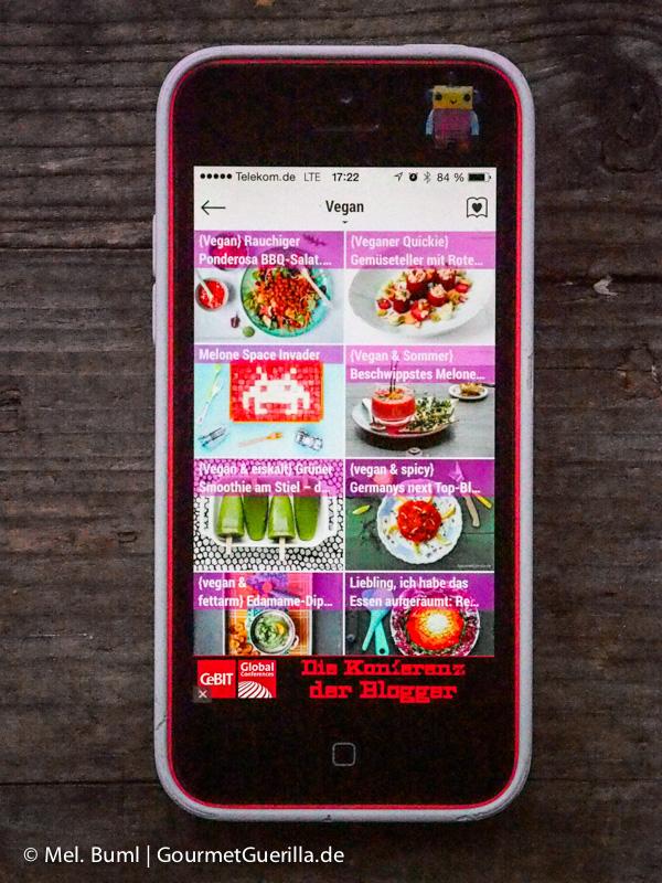 GourmetGuerilla –die App mit leckeren und einfachen Rezepten |GourmetGuerilla.de